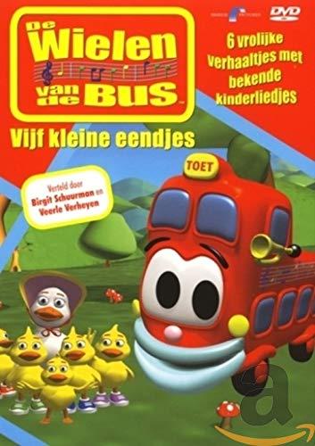 Wielen van de bus - Vijf kleine eendjes