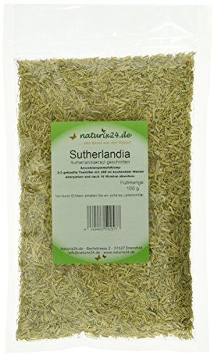 Naturix24 Sutherlandiakraut geschnitten, 3er Pack (3 x 100 g)