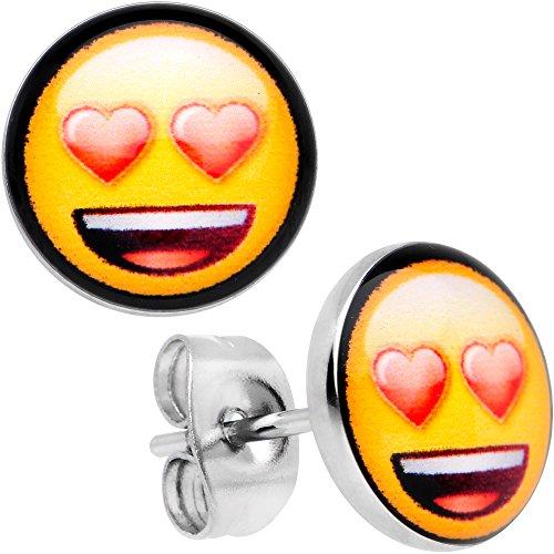 Con Licencia Oficial Corazón Ojos Emoji Dormilonas