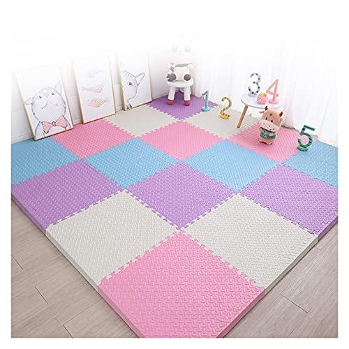 Alfombra Puzzle for Niños, Esterilla Puzzle Suelo de Gimnasio y Fitness, Alfombrilla...