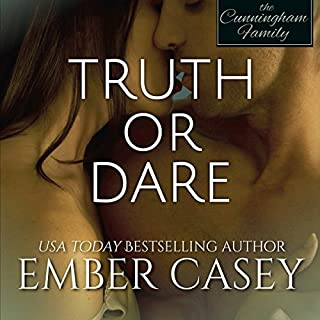 Truth or Dare audiobook cover art