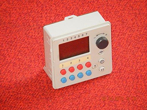 VIESSMANN M 331 Digitalschaltuhr 9519 249, für Heizungsregelgeräte Typ: Trimatike,Trimatike MC und Duomatike,Serie 7410 und auch 7450, wie neu