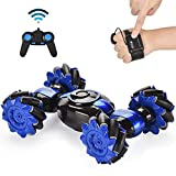 Hand Gesture Sensing Stunt Remote Control Cars for Toddlers- RC...