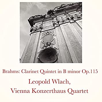 Brahms: Clarinet Quintet in B minor Op.115