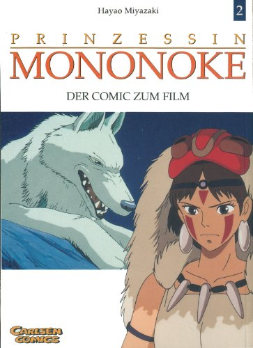 Prinzessin Mononoke, Bd.2
