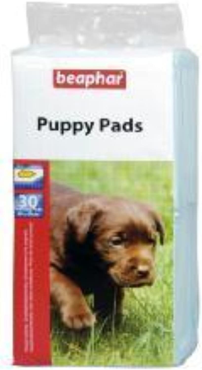 Beaphar Puppy Training Pads x 30 1300g  Bulk Deal of 6x