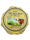 3 Reblochons de Savoie Fruitier AOP - Excellent reblochon idéal pour tartiflette ou sur un plateau de fromage - Fromage livré sous vide pour conserver son excellent goût