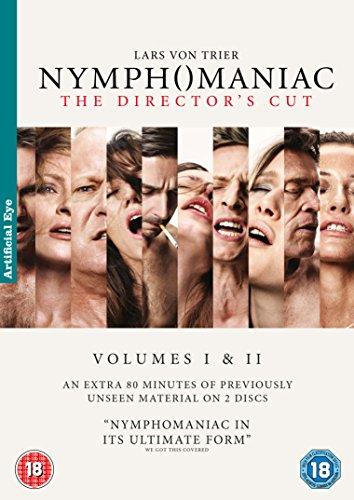 Nymphomaniac - Director'S Cut (2 Dvd) [Edizione: Regno Unito] [Import anglais]