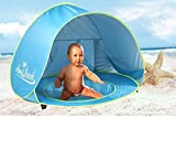 Monobeach Baby Beach Tent Pop Up Portable Shade Pool UV...