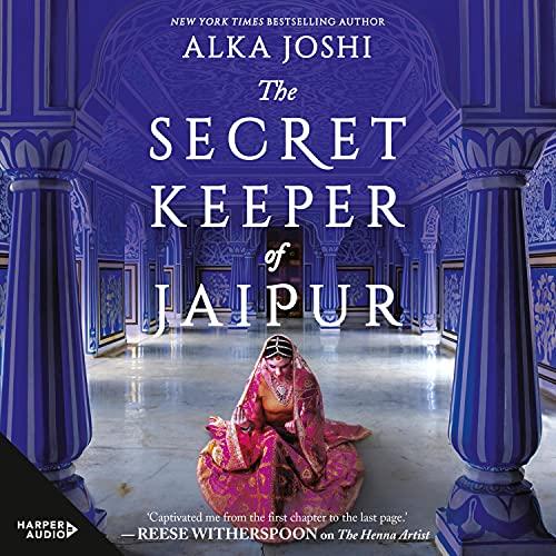 The Secret Keeper of Jaipur cover art