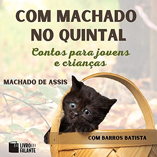 Com Machado no quintal [With Ax in the Backyard] cover art