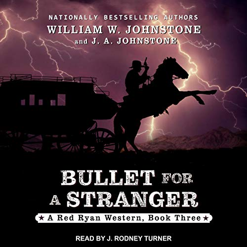 Bullet for a Stranger cover art
