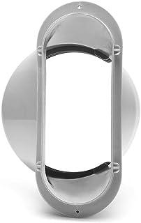 DEDC Adaptador universal para ventana, kit de ventana, placa de ventana, sello para aire acondicionado portátil, kit de manguera de escape