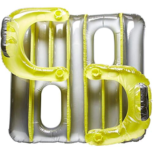 Face to Face Double Inflatable Swimming Pool Float