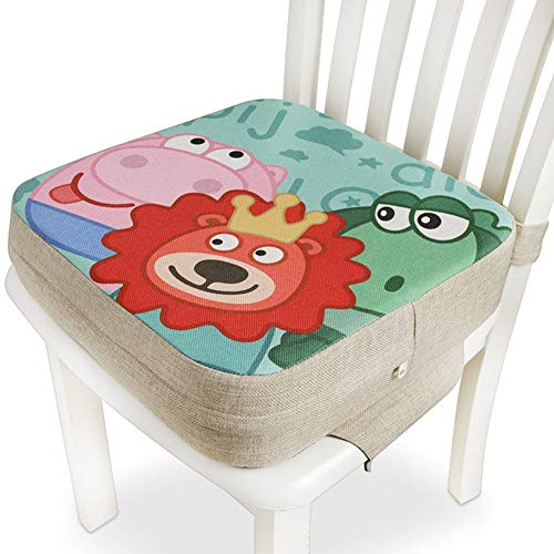 Sale!! Baby Increased Pad, Children's Dining Chair Heightening Pad, Student Seat Cushion, Thickening...