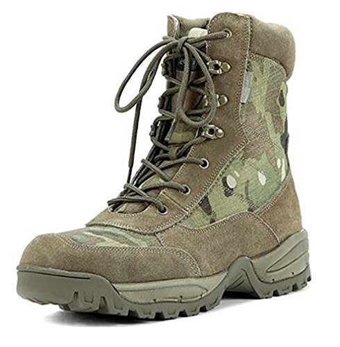 Mil-Tec Tactical Boot Zipper Multicam® Gr.10