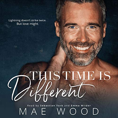 This Time Is Different audiobook cover art