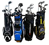 Best Golf Bag Organizers - StoreYourBoard Omni Golf Organizer, Garage Storage Rack, Adjustable Review