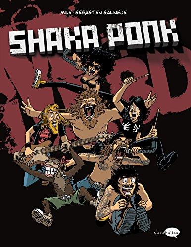 BD Shaka Ponk (Marabulles)