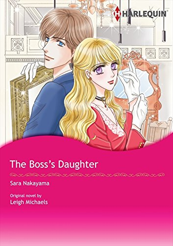 The Boss's Daughter: Harlequin comics (English Edition)