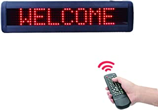 Best programmable scrolling led sign Reviews