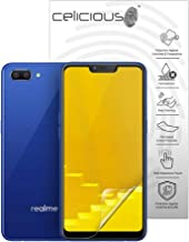 Celicious Impact Anti-Shock Shatterproof Screen Protector Film Compatible with Realme C1 (2019)