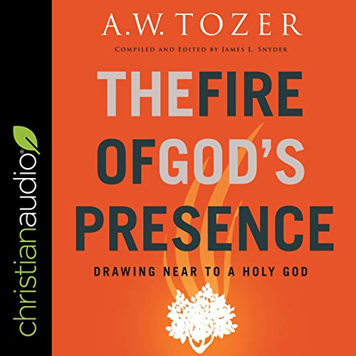 The Fire of God's Presence cover art