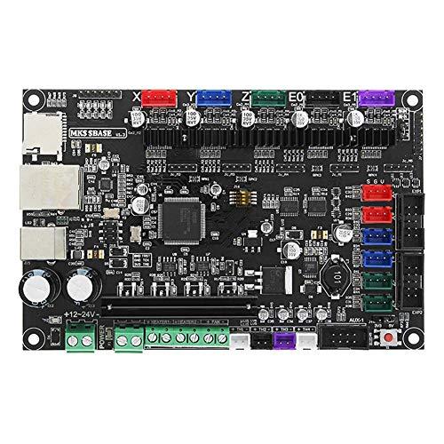 Ji Yun MKS-SBASE Mainboard Control Board V1.3 + 3,2 Pouces MKS-TFT32 Plein écran Couleur LCD Tactile for imprimante 3D
