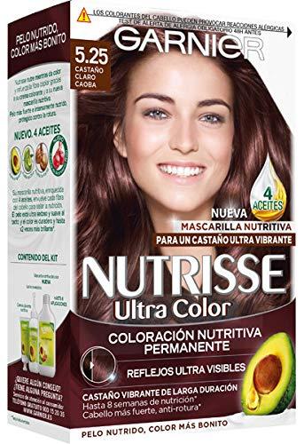 Nutrisse Creme Coloración nutritiva Castaño Claro Caoba 5.25