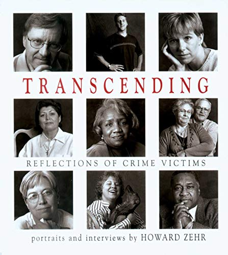 Transcending: Reflections Of Crime Victims (English Edition)