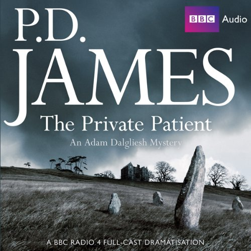 The Private Patient (Dramatised) audiobook cover art