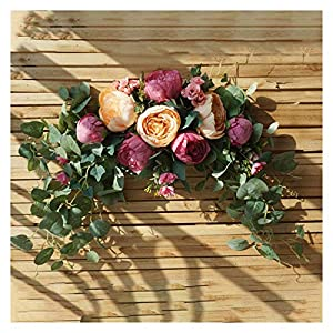 Artificial Flowers 75CM Artificial Silk Flowers Table Centrepiece Home Wedding Arch Decor