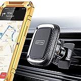 TORRAS Magnetic Phone Holder for Car [6 Upgraded Super Magnets] [Case Friendly] Magnetic Car Mount Car Phone Holder Mount for Air Vent Compatible with iPhone, Samsung, All Smartphones