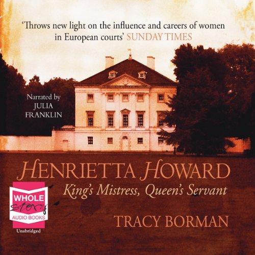 Couverture de Henrietta Howard