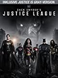 Zack Snyder's Justice League (inkl. Bonusversion 'Justice is Gray')