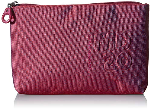 Mandarina Duck MD 20, Bolso de mujer, Fuchsia Red, Talla única
