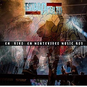 En vivo en Montevideo Music Box (En vivo)