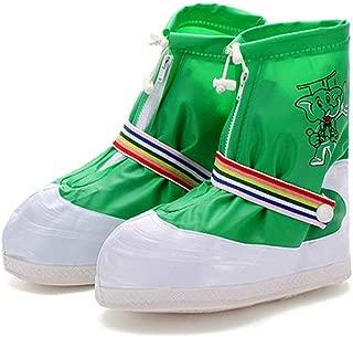 MEIGUIshop Rain Boots - Waterproof Non-Slip rain Boots Set Travel Shoe Cover