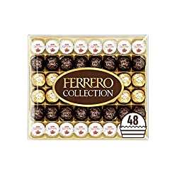 Ferrero Collection Chocolate Gift Set, 32 Pieces