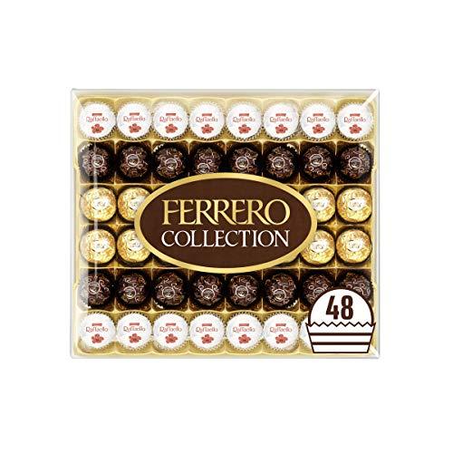 Colección Ferrero, 48 Piezas