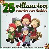 25 Villancicos Seguidos para Navidad. Canciones Navideñas Cantandas por Niños