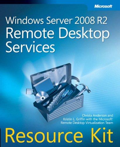Windows Server 2008 R2 Remote Desktop Services Resource Kit Book/CD Package