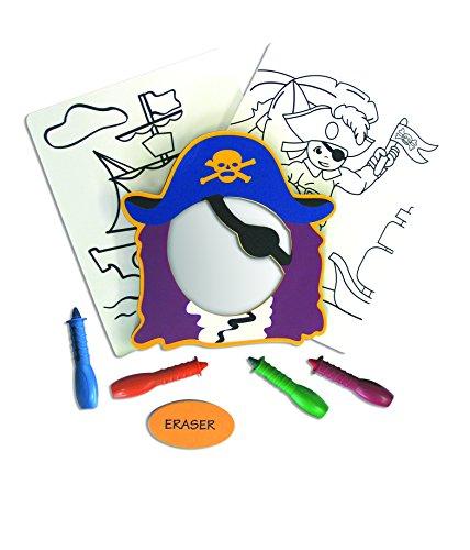 Edushape 548007 Tubart-Pirates Set