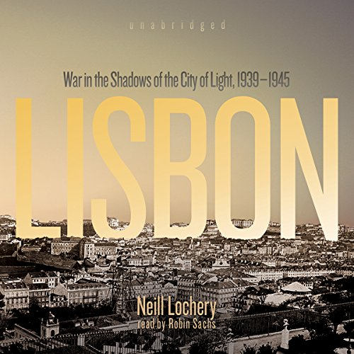 Lisbon audiobook cover art