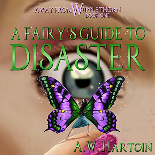 A Fairy's Guide to Disaster cover art