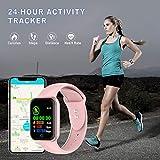 Zoom IMG-2 vicsainteck smartwatch 1 4 grande