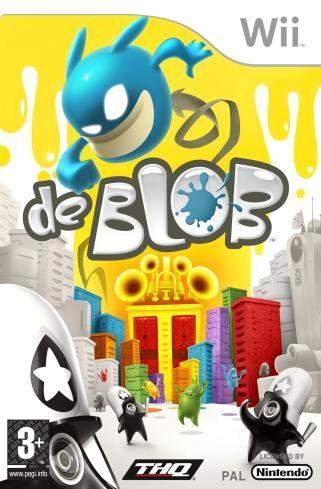 De Blob (Wii) [Importación Inglesa]
