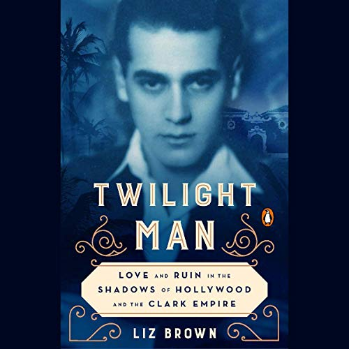 Twilight Man cover art
