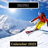 Skiing Calendar 2021