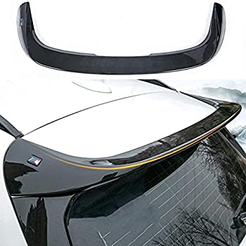 for BMW X1 F48 2016-2020 2017 2018 2019 Car Rear Trunk Roof Wing Spoilers Glossy Durable Modification Tailgate Boot Lid Styling Accessories